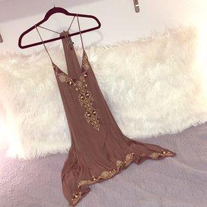 Dresses & Skirts - Sun Dress: Racer Back